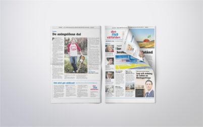 Tidning - Den Nya Välfärden